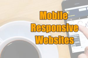 Mobile responsive and SEO-ready Websites