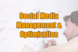 Social Media Optimization and Management