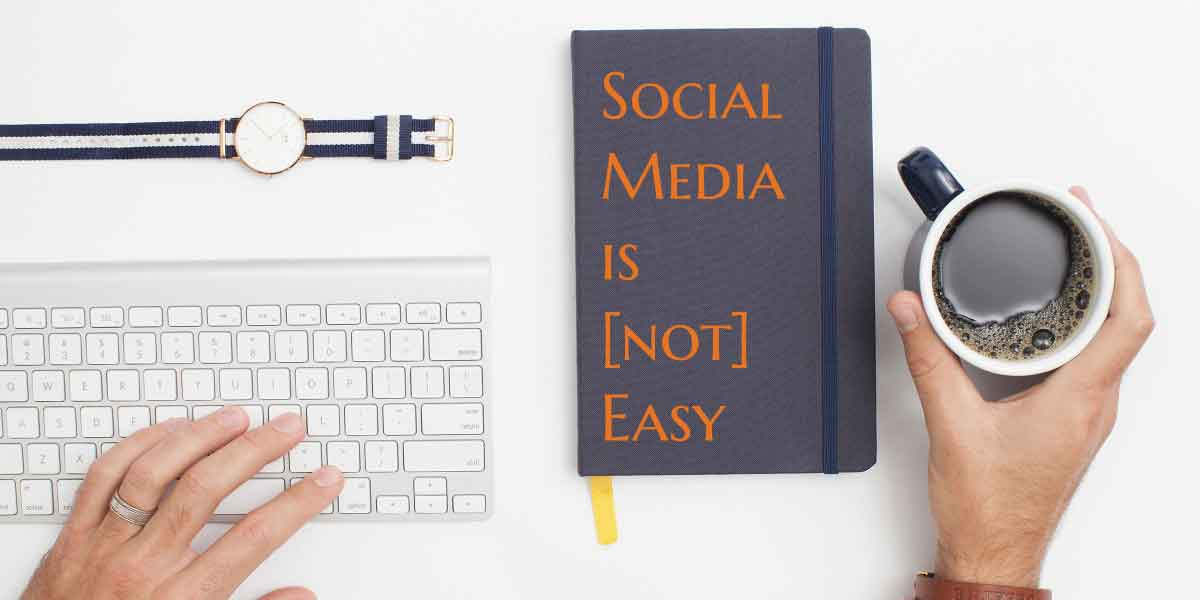 social is not easy