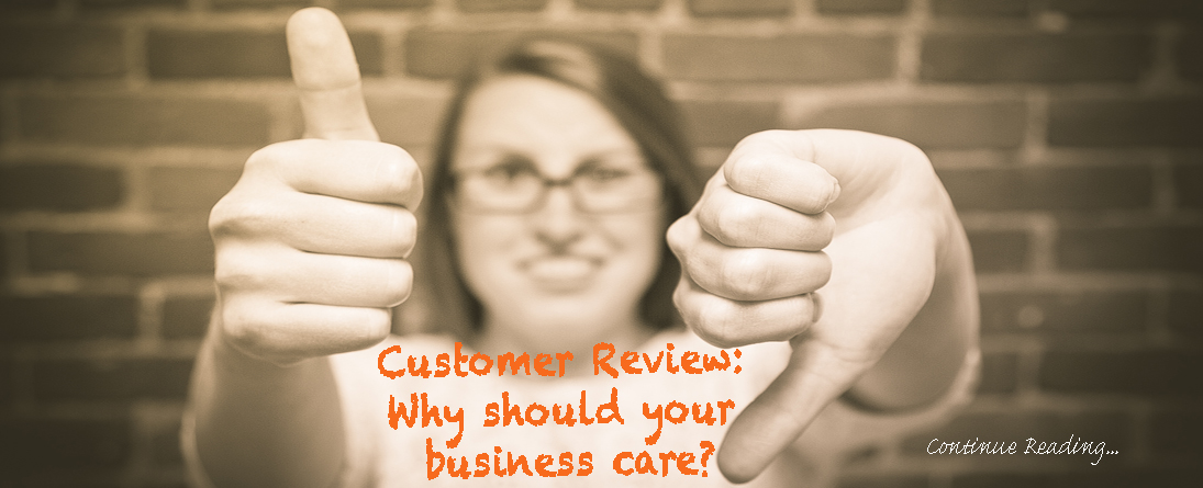 how to set up customer reviews for your business