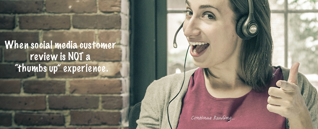 7 (or almost 8) Tips on What to do with Negative Social Media Consumer Review