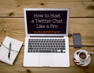 How to Host Twitter Chat Guide