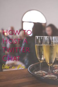 Host Twitter Chat Like A Pro