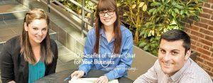 Twitter Chats Benefits