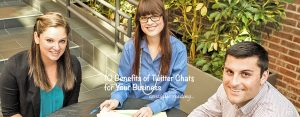Benefits of Twitter Chats for Business