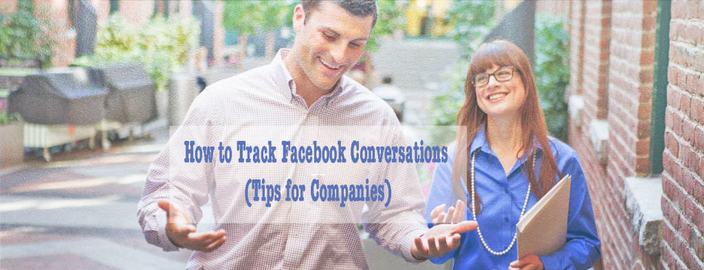 Facebook conversations |tips for companies