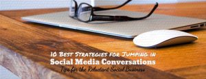 How to | Jump in Social Media Conversations