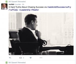 Reshare tweets | Realtor to Realtor