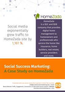 Grow Website Traffic | Social Media Case Study