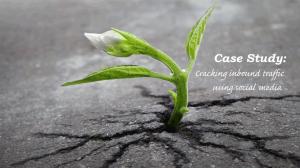 Social Media Optimization Case Study | Cover