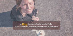 common social media fails