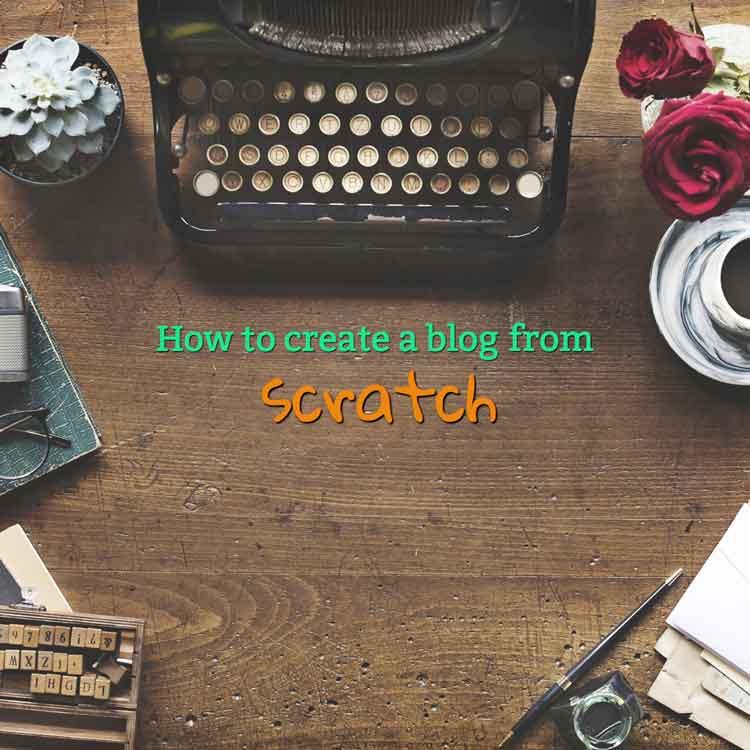 create blog tips