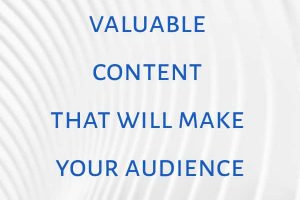 social media content for engagement