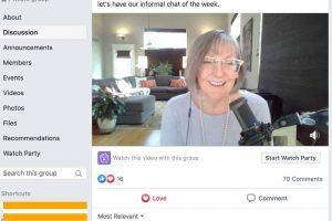 social media manager school Q & A