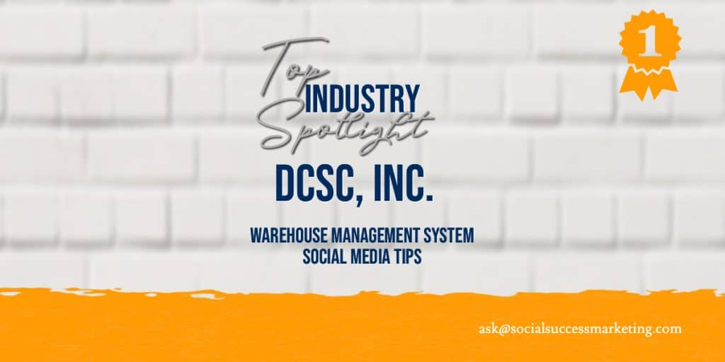 logistics management system social media tips