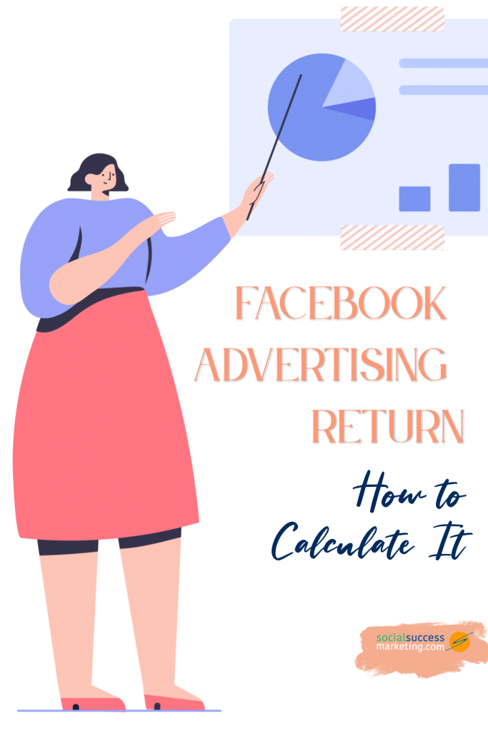 facebook advertising return calculation