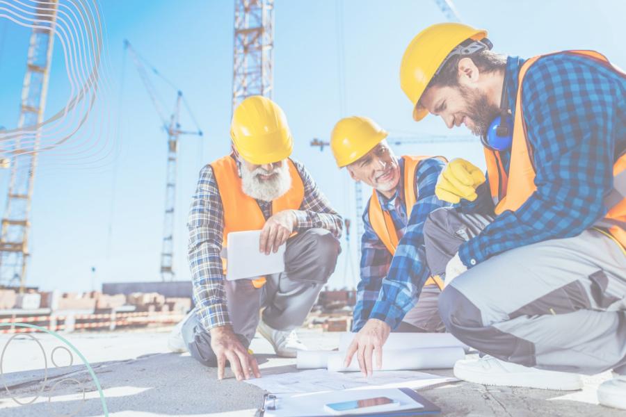 Social media post ideas for home builders, general building contractors, AEC