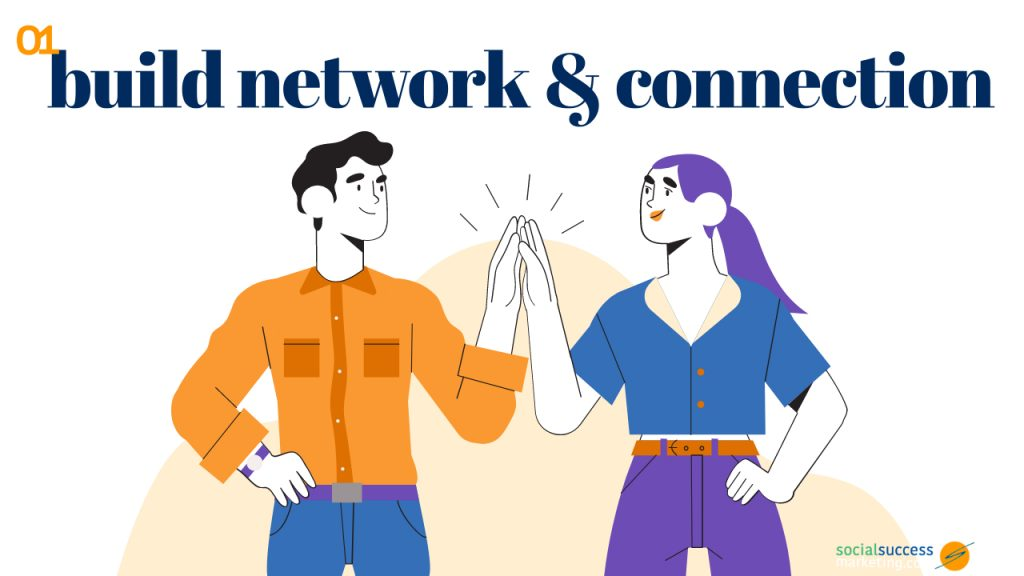 build network and connection manufacturingTwitter tip
